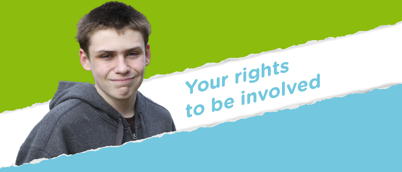 Childrens rights to be involved