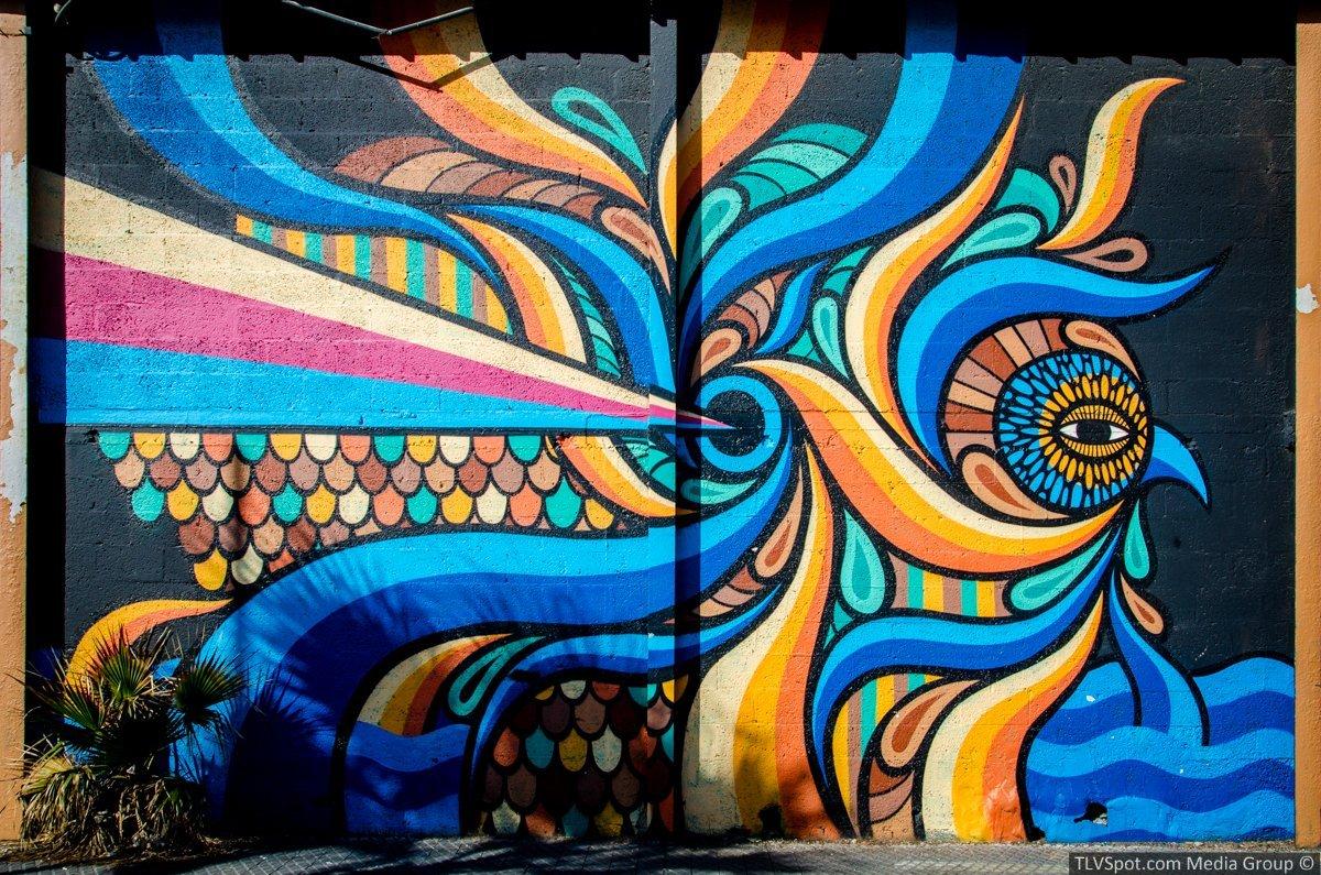 Graffiti-Street-Art-eye - Reach