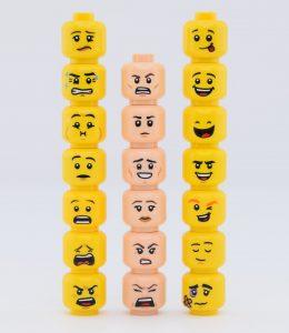 lego head expressions