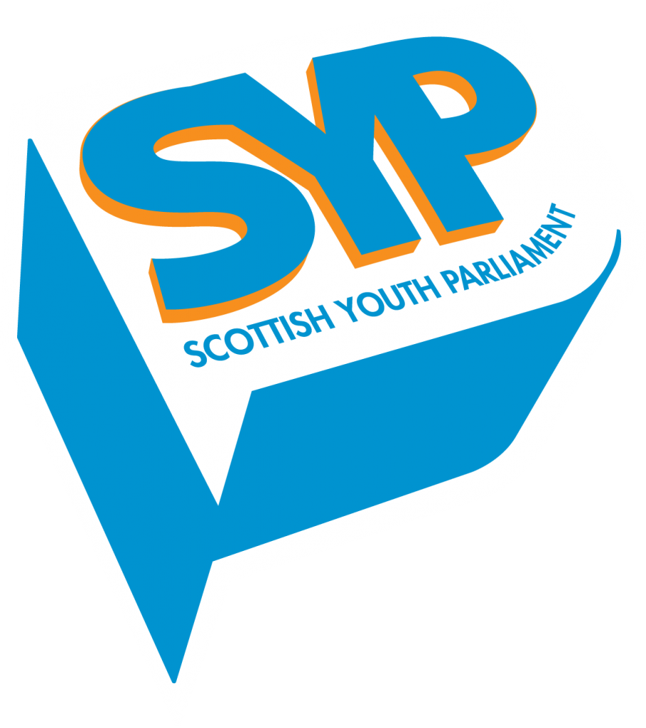 Scottish Youth Parliament Logo