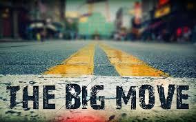The big move - leaving school