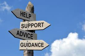Help Support Advice Guidance