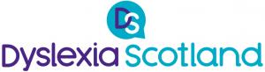 Dyslexia support logo.