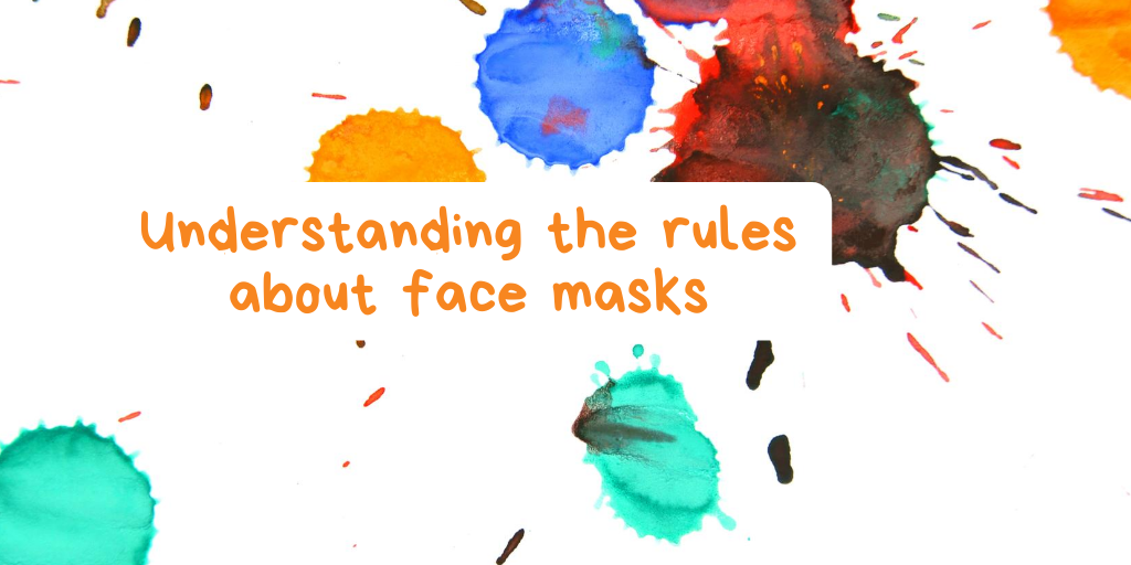 Understanding the rules about face masks in schools
